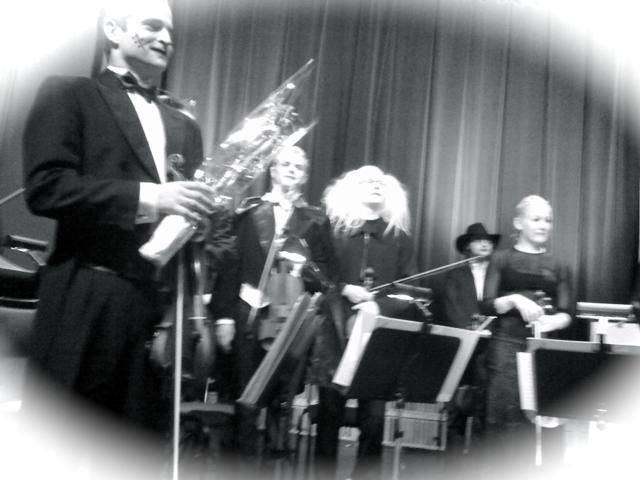 Tromso Symf med Philip Glass konsert